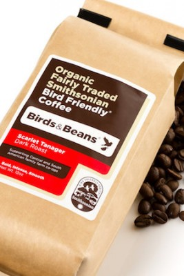 Birds & Beans Bird Friendly Coffee from Bird City Wisconsin