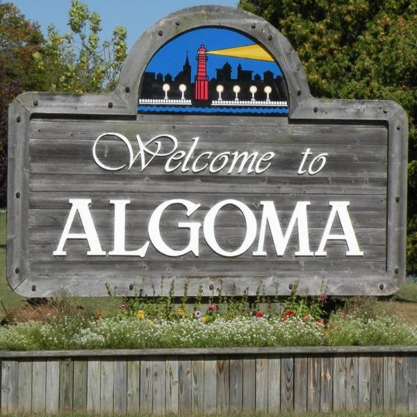City of Algoma