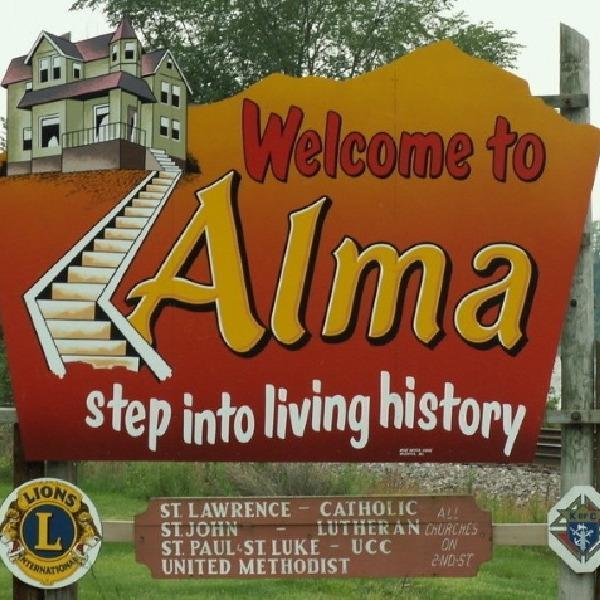 City of Alma